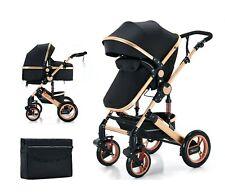Kinderwagen 2in1 Kombi-Kinderwagen Babywanne=Buggy Reisebuggy Trally® KW850
