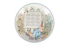 A Wedgwood Peter Rabbit 1995 plate
