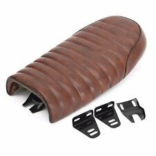 Brown Vintage Cafe Racer Seat For BMW R100 R100R R100RS R50 60 75 80 Motorcycle