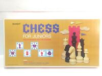 Selchow & Righter Chess For Juniors 1965 Board Game #48 gm752