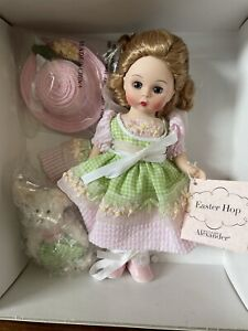 Madame Alexander Doll Easter Hop #37965 2004 Retired, NIB