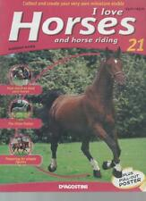 I LOVE HORSES MAGAZINE ISSUE 21 HOW MUCH TO FEED YOUR HORSE  LS