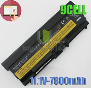 "7800mAh 55++ Battery For Lenovo ThinkPad E40 E50 Edge 0578-47B E420 E425 14"""