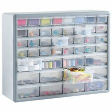 44 Multi Drawer Storage Cabinet Unit  Organiser Nail Bolt Craft Home Small Parts