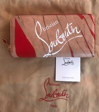 Christian Louboutin Panettone Wallet (Authentic)