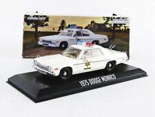 GREENLIGHT COLLECTIBLES - 1/43 - DODGE MONACO - HAZZARD COUNTY SHERIFF 1975 - 86