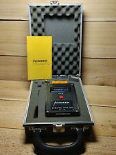 Pioneer DT-36 Digital Photo Tach Tachometer With Manual & Case