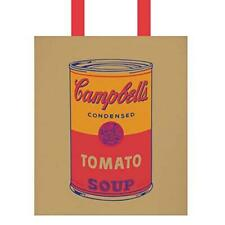 Warhol Campbell's Soup Tote Bag (Totes) by Andy Warhol, NEW Book, FREE & FAST