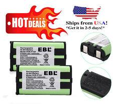 2Pcs Cordless Home Phone Battery For Panasonic HHR-P104 HHRP104 Type 29 /1000mAh