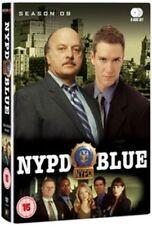 NYPD Blue Season 9 Digital Versatile Disc DVD Region 2 Shipp