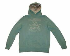 New Denim & Supply Ralph Lauren Williamsburg Green Pullover Hoodie Medium