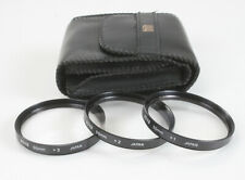 HOYA CLOSE-UP LENS SET, 55MM, WITH POUCH, +1, +2 AND +3/178409