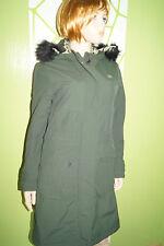 Nike Acg Femmes Manteau D'Hiver Taille M Vert Foncé Olive