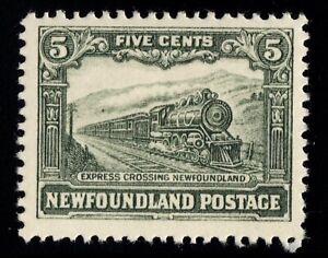 #167 Newfoundland Canada mint