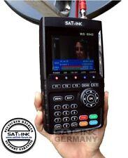 SATLINK WS-6940 HDMI DVB-S & S2 HDTV UNIKABEL - Bestens geeignet für Camping