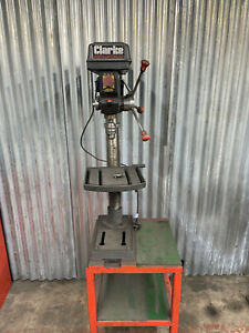 Clarke Metalworker Bench Pillar Drill CDP401B