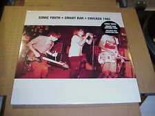 LP:  SONIC YOUTH - Smart Bar Chicago 1985  2xLP NEW SEALED + digital download