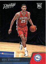 2016-17 Prestige #151 Ben Simmons Philadelphia 76ers RC Rookie Card