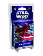Star Wars LCG Card Game Join Us or Die Force Pack Fantasy Flight Games FFG SWC13