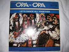 Opa-Opa: Let's Dance All Together - LP