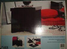 Convertible Table - Black Soot ***SH229**