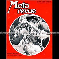 MOTO REVUE N°1914 JAP 1000 HONDA C 50 RICKMAN METISSE FINDLAY PEUGEOT 125 1969