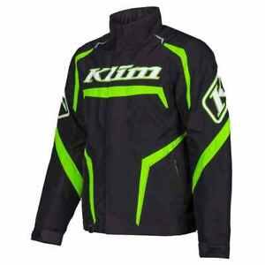 Brand New Klim Kaos Jacket ~ Green~ XL ~ #3803-001-150-300