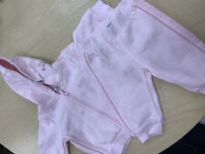 Hugo Boss Baby Pink Tracksuit Age 6 Months