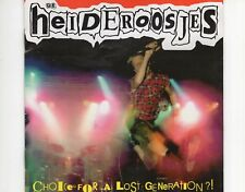 CD DE HEIDEROOSJES	choice for a lost generation	EX	 (A0340)