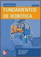 Fundamentos de robótica, 2ª Ed.. NUEVO. Nacional URGENTE/Internac. económico