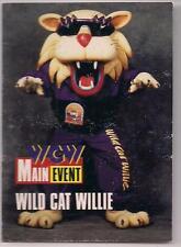 1995 Cardz WCW Main Event Wild Cat Willie