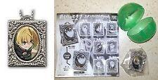 Seraph of the End Stand Metal Charm Mitsuba Sanguu Portrait Mascot T-ARTS New