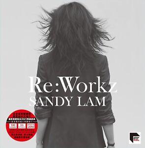 林憶蓮 林忆莲 sandy lam RE:WORKZ LP vinyl