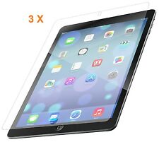 3 x CRYSTAL CLEAR SCREEN PROTECTOR GUARD FILM COVER FOR IPAD Mini