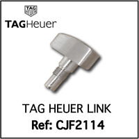 • • TAG Heuer LINK CJF2114 Chronograph Pusher, Swiss Made, For Ref: CJF2114 • •