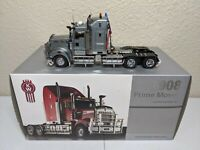 Kenworth T908 Prime Mover Truck - Mercury Silver - Drake 1:50 Model #Z01275 New!