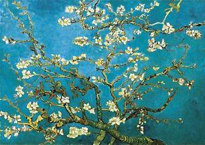 Van Gogh - HUGE A1 size (59.4x84cm) QUALITY Decor Canvas Print Poster Unframed