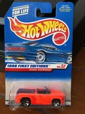 1998 Hot Wheels First Edition Dodge Sidewinder #634