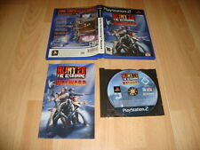 HUNTER THE RECKONING WAYWARD DE VIVENDI PARA LA SONY PS2 USADO COMPLETO