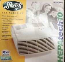 New ListingHunter Air Purifier 30010 Hepatech10 Air Cleaner White