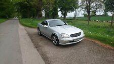 2001 Mercedes Benz SLK 200 low mileage 71,000