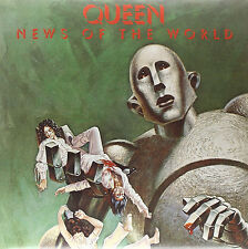 Queen-News of the World (Limited Edition 180g Vinile LP, Gatefold) NUOVO + OVP!