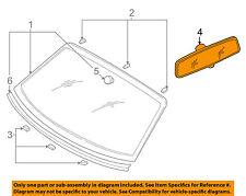 AUDI OEM 01-06 TT Quattro Windshield Rear View Rearview-Mirror 8N785751101C
