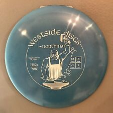 Used Westside Discs VIP Nortman 170g 9/10 No Ink