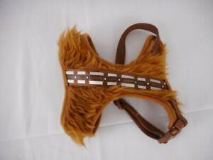 Star Wars Chewbacca Dog Hoodie Costume Size Extra Small Harness Petco Wookie