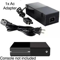 Fits Microsoft Xbox One Console Brick Power Supply Power Supply Cord Cable New