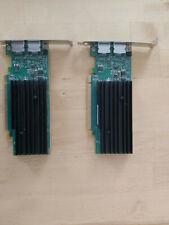 2x PNY Quadro (256 MB) (VCQ295NVS-X16-PB) Graphics Card