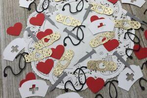 Nursing Confetti - Medical Graduation Party - Nurse Retirement - Medical School
