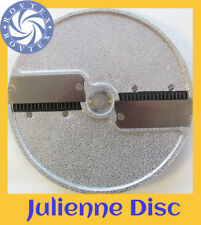 Julienne slicing disc, 3mm for vegetable cutter / food processor HLC-300