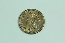1863 Indian Head Cent Mint State Uncirculated